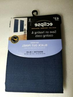 """Admiral Blue """"BLACK OUT"""" Window Panel  by Eclipse"""