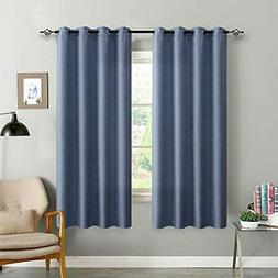 Vangao Blackout Curtains Thermal Insulated Room Darening