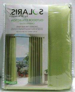 """Solaris Canvas Solid 108"""" inches Kiwi Green Light Filtering"""