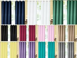 Cardi THERMAL Window Curtain Set Reflect Back - Two Panels A
