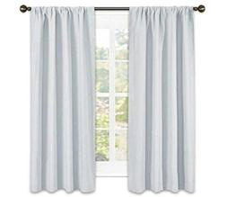 NICETOWN Curtain Panels - Window Treatment Thermal Insulated