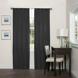 Eclipse Darrell Thermaweave Blackout Window Curtain Panel