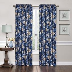 """Fashion Curtains for Bedroom Forever Yours 52"""" x 84"""" Rod Poc"""