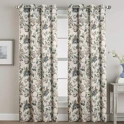 H.VERSAILTEX  Thermal Insulated Blackout Grommet Curtain Pan