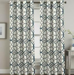 """H.VERSAILTEX Blackout Curtains 108 Inches Long Thermal 52""""Wx"""