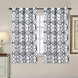 H.VERSAILTEX Blackout Curtains for Bedroom Thermal Insulated