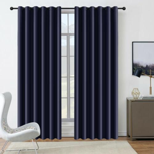 2 Panels Curtains for