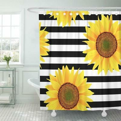 66 x72 shower curtain waterproof home decor