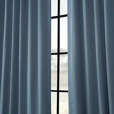HPD BOCH-184220-108 Blackout Darkening Curtain, 50 108,