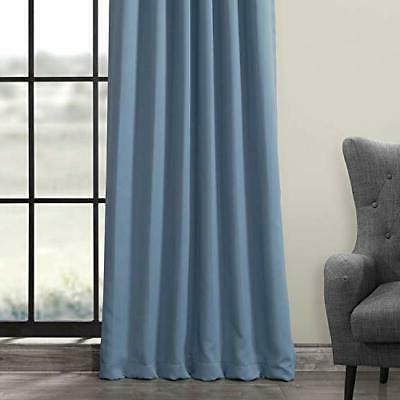 HPD BOCH-184220-108 Blackout Room Curtain, 50 X 108,
