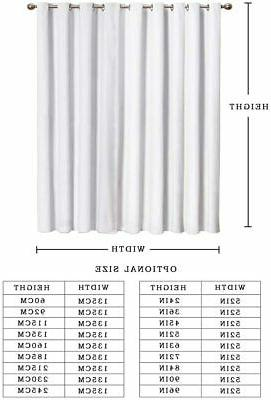 Red Vow Tier Curtains inch Protected Panel