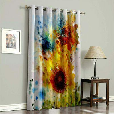 Red Curtains 52 inch Protected Panel for