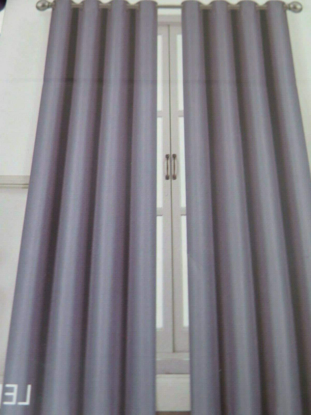 sunblock blackout Curtains Panel 54in x