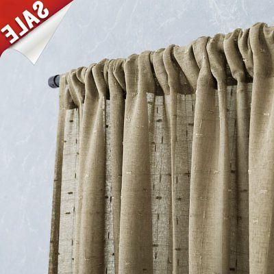 voile curtains for living room 84 inch