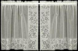 Heritage Lace Sonata Collection - Curtains, Doilies, Runners