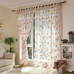 Modern Tulle Curtains for Living Room Bedroom Kitchen Curtai