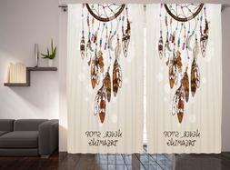 Native American Decor Dreaming Feathers and Beads for luck C