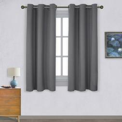 Blackout Curtains for Bedroom Thermal Insulated Grommet Nice