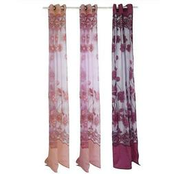 Polyester Curtains Blackout Drape For Living Room Office Win