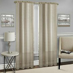 Achim Home Furnishings RIPN84TN06 Richmond Window Curtain Pa