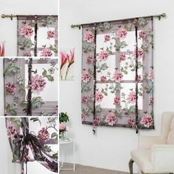 Modern Window Curtains Tulle Curtains for Living Room Bedroo