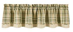 """Park Designs Rosemary Layer Valance, 72 by 16"""""""