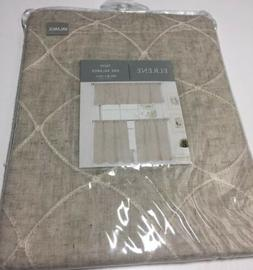 TAYLOR ROD POCKET VALANCE ~ By Elrene Home Fashions ~ New In