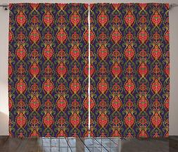 Turkish Curtains 2 Panel Set for Decor 5 Sizes Available Win